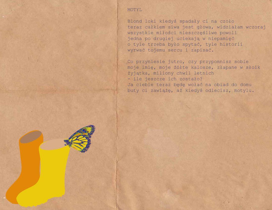 Poezja Alicja łukasiak Szajn